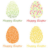 heppy easter Royaltyfria Foton