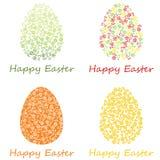 Heppy Easter Fotos de Stock Royalty Free