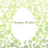 Heppy Pasqua Immagini Stock