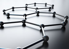 heptahedrons Στοκ Εικόνες