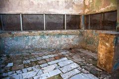 Heptapyrgion of byzantine walls Stock Images