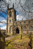 Heptonstall Church Stock Photos