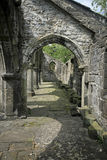 Heptonstall-church-interior-5 Royalty Free Stock Image