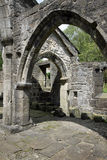 Heptonstall-church-interior-arches-4 Royalty Free Stock Photography