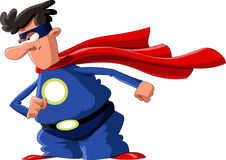 Herói Imagem de Stock Royalty Free