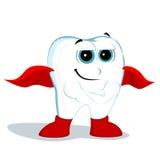 Herói do dente Imagens de Stock