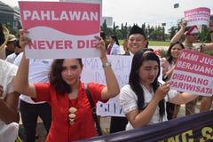 Herói do Memorial Day em Semarang Imagem de Stock Royalty Free