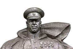 Herói do russo Fotografia de Stock
