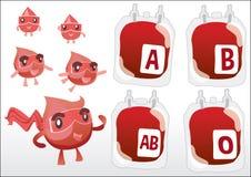 Herói do sangue fotos de stock royalty free