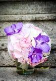 Her bouquet Stock Photos