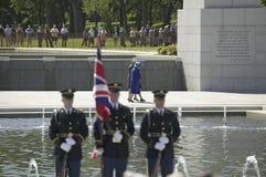 Her Majesty Queen Elizabeth Stock Photography