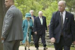 Her Majesty Queen Elizabeth II Stock Photos