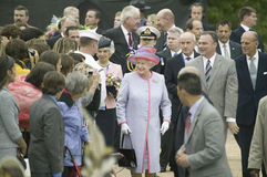 Her Majesty Queen Elizabeth II, Royalty Free Stock Image