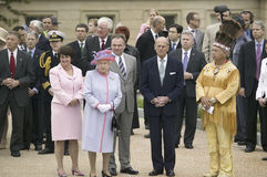 Her Majesty Queen Elizabeth II, Royalty Free Stock Photo
