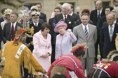 Her Majesty Queen Elizabeth II Stock Photography