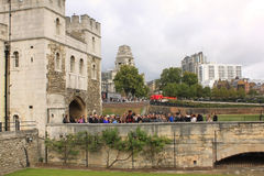 Her Majesty's Royal Palace and Fortress, Tower of London Stock Photos