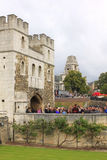 Her Majesty's Royal Palace and Fortress, Tower of London Royalty Free Stock Photos