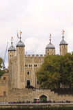 Her Majesty's Royal Palace and Fortress, Tower of London, seen Royalty Free Stock Image