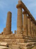 hera świątyni Obrazy Stock
