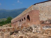 Heraclea Lyncestis, Bitola, Macédoine Images stock