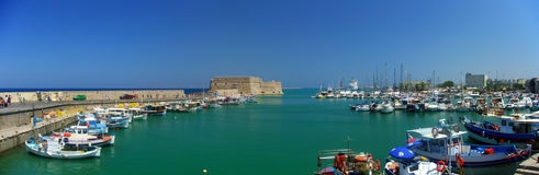 Heraklion Stock Photography