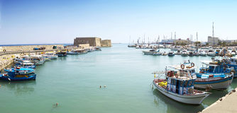 Free Heraklion Royalty Free Stock Photo - 26403005