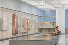 Heraklion Archaeological Museum at Crete, Greece Royalty Free Stock Photography