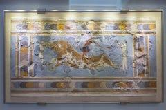Heraklion, Crete. royalty free stock images