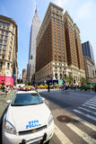 Herald Square and 34th street Royalty Free Stock Photos