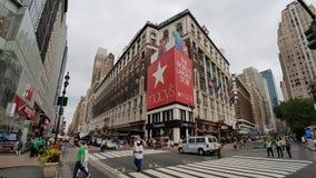 Herald Square Stock Foto's