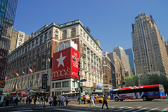 Herald Square, New York City Stock Images