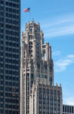 Herald Tribune Chicago Royalty Free Stock Photo