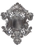 heraldic серебр экрана Стоковое Изображение RF