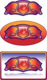 heraldic Стоковая Фотография RF