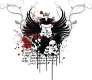 Heraldic coat of arms 2. Heraldic coat of arms in vector format vector illustration