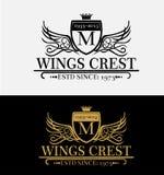 Heraldic Crest Logos Vol 2 Royalty Free Stock Photos
