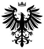 Heraldic eagle #4 Royalty Free Stock Image