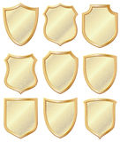 Heraldic Shield Royalty Free Stock Photo