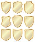 Heraldic Shield Royalty Free Stock Photo