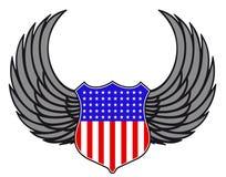 Heraldic symbol Stock Image