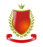 Heraldic Symbols Stock Image