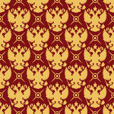 Heraldic vector background seamless royalty free stock photo