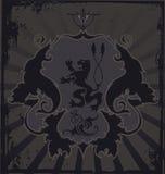 heraldik Royaltyfria Foton