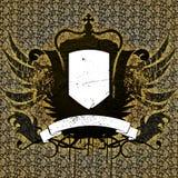 heraldiktappningwallpaper Arkivbild