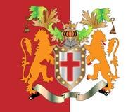 Heraldisch Royalty-vrije Stock Foto's