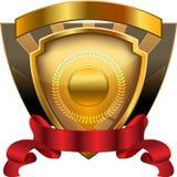 Heraldisch schild Stock Foto's
