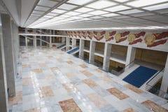 Heraldisk lobby på Kremlslotten Royaltyfri Fotografi