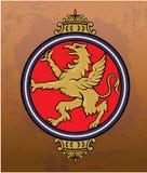 heraldiskt Royaltyfria Bilder