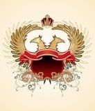 heraldiskt tecken Royaltyfri Fotografi