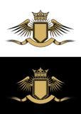 Heraldry design Stock Photography